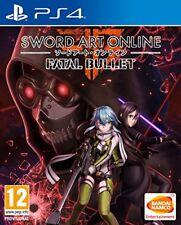 Namco Ps4 - Sword Art online Fatal Bullet