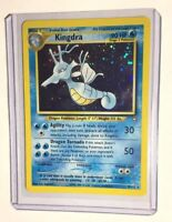 KINGDRA - 8/111 - Neo Genesis - Holo - Pokemon Card - EXC / NEAR MINT