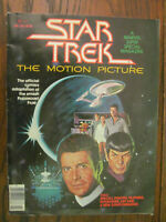 Vintage STAR TREK III The Search For Spock Official Movie Magazine 1984