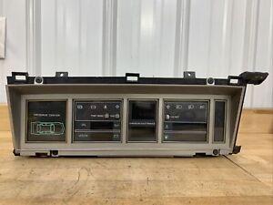 1982-1985 Chrysler Lebaron, New Yorker, Digital Speedometer Instrument Cluster