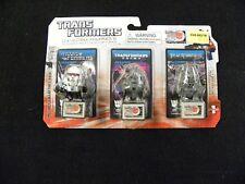 "RATCHET Transformers 30th Anniversary 1 1/2"" inch Mini Figure 3-pack 2014"
