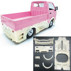 Diy Wide Body Large Surrounding Cover Kit Upgrade Parts For Wpl D12 Rc Car Truck