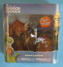 The Good Dinosaur Bubbha & Bisodon Disney Pixar Action toy Figures New Boxed