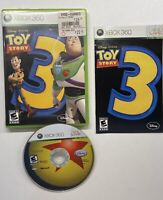 Toy Story 3 (Microsoft Xbox 360, 2010) COMPLETE!!
