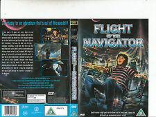 Flight of The Navigator-1986-Joey Cramer-Movie-DVD