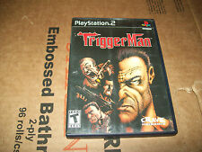 Trigger Man  (Sony PlayStation 2, 2004)  COMPLETE