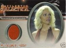 BATTLESTAR GALACTICA - SEASON 3 COSTUME PIECEWORKS CARD - NUMBER SIX CC39