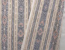Ikat Cotton Gray & Red Hand-Dyed  Hand-Woven Fabric Orissa Odisha Homespun