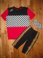 Indianapolis 298 Race Car Driver Costume Dance Costume Ebay