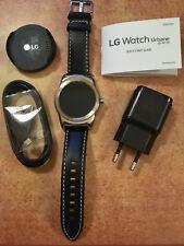 LG Watch Urbane Smartwatch Android Wear - Silver/Black