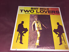 "Mary Wells ""Two lovers"" Classic Soul R&B Motown Records LP VG CONDITION VINYL"