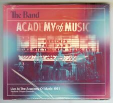 The Band-Live at the Academy of Music 1971 - 2 CD's 2013 NEW & OVP