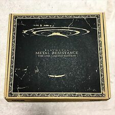 BABYMETAL Album METAL RESISTANCE THE ONE LIMITED EDITION CD + Blu-ray JAPAN NEW