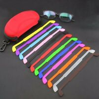 Adult's Soft Elastic Silicone Eyeglasses Sports Strap Band Cord Glasses Holder