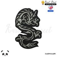 Dragon Chinese Dragon Disney Embroidered Iron On Sew On Patch Badge