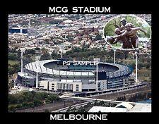Australia - Melbourne - MCG STADIUM - Flexible Fridge Magnet