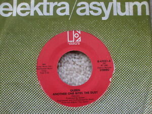 Queen - Another One Bites The Dust / Don't Try Suicide - USA Elektra Jukebox 45