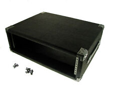 """Procraft 3U 16"""" Deep Equipment Rack 3 Space - Made in the USA - With Rack Screws"""