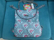 MOMYMOO MAIA BABY CHANGING BAG - CANDY STRIPES - BNWT - CHEAPEST ON EBAY!!!