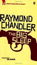 The Big Sleep: A Philip Marlowe Mystery (Penguin Fiction) By Raymond Chandler,