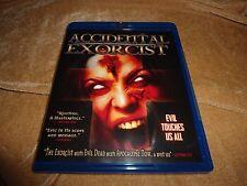 Accidental Exorcist (2016) [1 Disc Region: A Blu-ray]