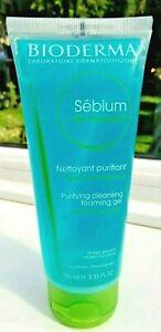Bioderma Sebium Purifying Cleansing Foaming Gel, 100ml