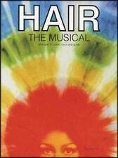 Hair the Musical Piano Vocal Guitar Music Book Aquarius Good Morning Starshine