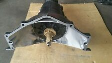 Turbo 350 gearbox fully reconditioned with stage 2 trickit ,crome sump
