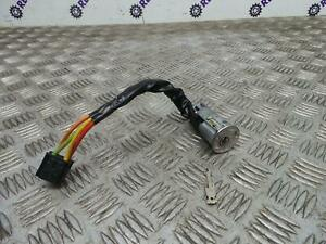 Renault Clio II PH2 01-2006 Ignition Barrel + Key Blade
