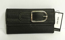 NEW ARRIVAL! Authentic NINE WEST Bristo SLG Clutch Wallet Black $39