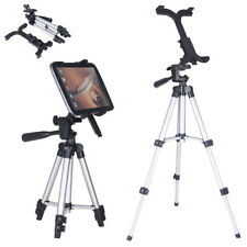 Adjustable Tripod Stand Holder for iPad Tablet Floor Mount and Table Stand