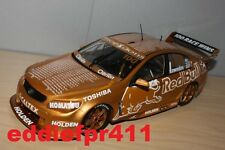 1/18 2015 HOLDEN VF COMMODORE CRAIG LOWNDES RED BULL RACING 888 100 WINS GOLD