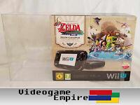 1x Schutzhülle 0,5mm PET für Nintendo Wii U OVP Konsolen Verpackung / WiiU Hülle