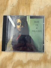 Aaliyah : One in a Million (CD, 1996, Blackground)