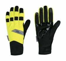 Gants jaunes pour cycliste taille XXL