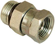 "Apache 39005875 Female Pipe Swivel Hydraulic Adapter, 5/8"" X 1/2"""