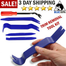 Car Trim Removal Tool Kit Set Door Panel Fastener Auto Dash Plastic Interior