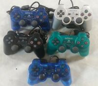 Playstation 2 PS2 Official OEM Sony Dualshock 2 Controller AUTHENTIC  Fast Ship
