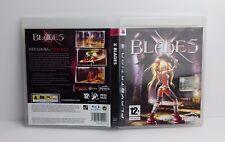 X BLADES - PS3 - PlayStation 3 - PAL - Usato #3