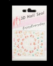 Bindi Bijou Decoration Stickers Autocollant pour Ongles Art Nail  2147