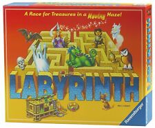 Ravensburger Labyrinth Board Game | Family Strategy Fun