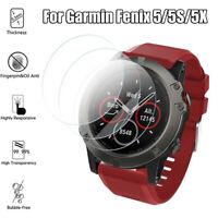 Cover Tempered Glass For Garmin Fenix 5 5X 5S Screen Protectors Protective Film