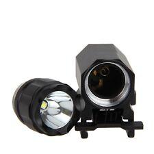 3000Lm R5 Tactical LED Gun Rifle Flashlight Torch Rail Mount Hunting Light US