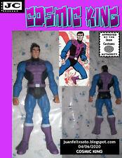 COSMIC KING , DC Universe/ Marvel custom figure Legion of Superheroes