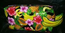 MAC Fruity Juicy Collection  Makeup Bag New LIMITED EDITION