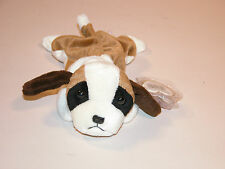 BERNIE TY BEANIE BABY NEW CONDITION SWING TAG 10/3/1996 CHINA