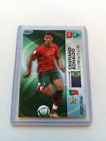 PANINI CHRISTIANO RONALDO ROOKIE 2006 GOAAAL! World Cup GERMANY 140 trading card