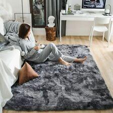 Plush Carpets Living Room Soft Fluffy Rug Home Decor Shaggy Carpet Bedroom Sofa
