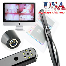 USA Dental Dentist HD USB 2.0 Intra Oral Camera 6 Mega Pixels 6-LED Clear Image