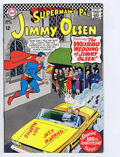 Superman's Pal Jimmy Olsen #100 DC Pub 1967